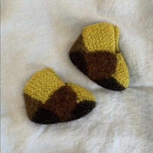 Other - Baby Felt Slippers